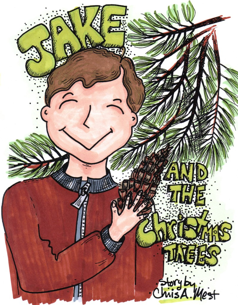 FINAL COVER CHRIS MEST XMAS TREES